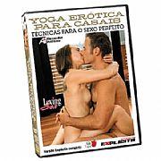 DVD: Yoga Erótica Para Casais - Loving Sex
