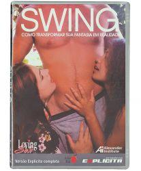 DVD- Swing Como Transformar Sua Fantasia Em Realidade