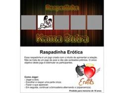 RASPADINHA KAMASUTRA - UNIDADE