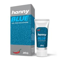 ANESTÉSICO HANNY BLUE 20G CHILLIES