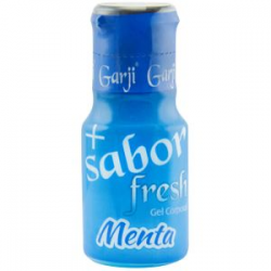 + SABOR FRESH GEL COMESTÍVEL MENTA ICE 15 ML GARJI