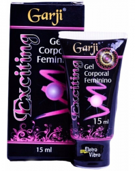 VIBRADOR LÍQUIDO EXCITING EXCITANTE 15 ML GARJI