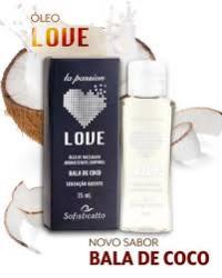 LOVE BALA DE COCO HOT 35ML SOFISTICATTO