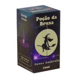POÇÃO DA BRUXA GOTA MÁGICA AMARULA 10ML LOKA SENSAÇÃO