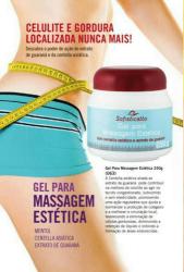 Gel Massageador Massagem Estética 250g Sofisticatto