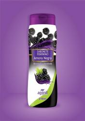Sabonete Íntimo Amora Negra 200ml - Apinil