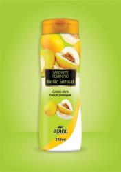 Sabonete Íntimo Melão Sensual 200ml - Apinil
