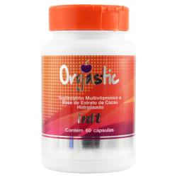Orgastic Suplemento Sensual Unissex 60 Cápsulas Intt