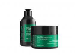 Kit Shampoo Carvão Ativado Máscara Sofisticatto